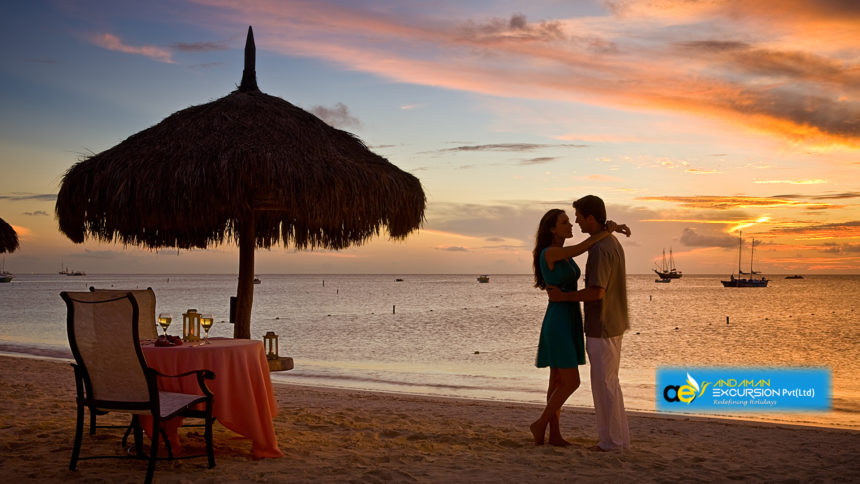 Andaman Honeymoon Package for (Newly Married) 2019