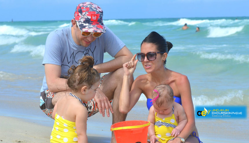 Family Tour packages of Andaman Nicobar