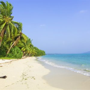 Havelock Island in Andaman Nicobar