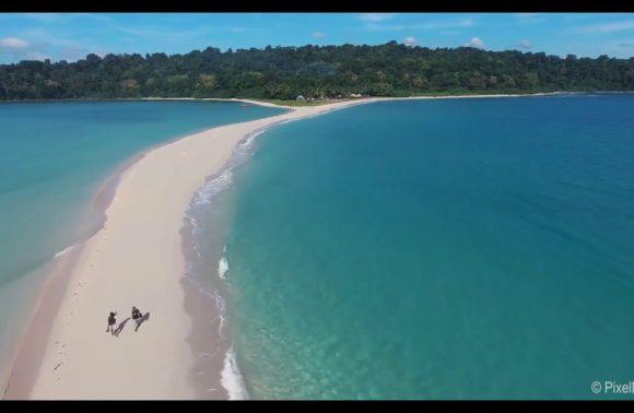 Virgin Islands of Andaman and Nicobar!